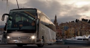 Slider Autocar-Travel Page d'Acceuil