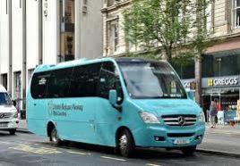 Quand Pouvez-Vous Faire Une Location de Minibus 10 Places Avec Chauffeur